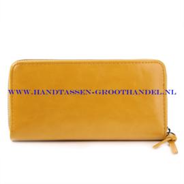N60 portemonnee Ines Delaure B002 geel