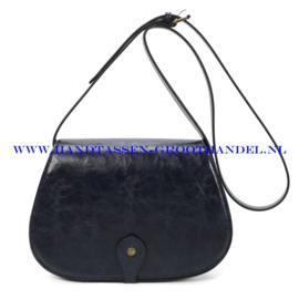 N34 Handtas Ines Delaure 1682648 nuit (blauw)