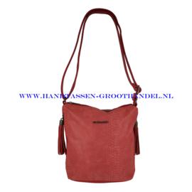 N29 Handtas Flora & Co 7981 rood