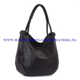 N38 Handtas Ines Delaure 1682098 zwart