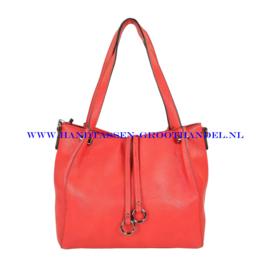 N113 Handtas Flora & Co 5679 rood