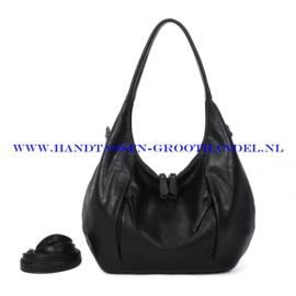 N71 Handtas Ines Delaure 1682799 zwart