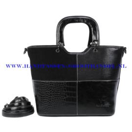 N41 Handtas Ines Delaure 1682342a zwart
