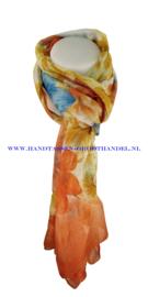 N5 sjaal enec-1036 oranje