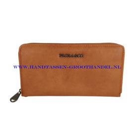 N20 portemonnee Flora & Co h1689 camel
