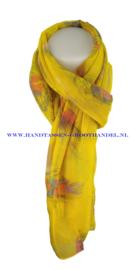 N5 sjaal enec-1013 geel