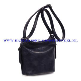 N27 Handtas Ines Delaure 1682059 blauw