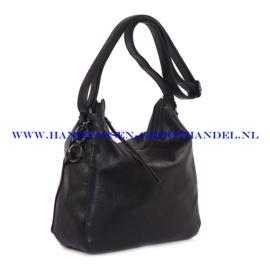 N35 Handtas Ines Delaure 1682132 zwart