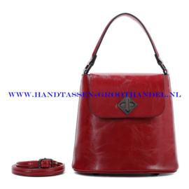 N28 Handtas Ines Delaure 1682348 rood