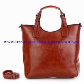 N72 Handtas Ines Delaure 168168 camel