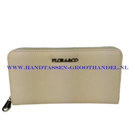N20 portemonnee Flora & Co k1688 beige