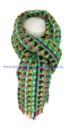 N12 sjaal ENEC-921 groen