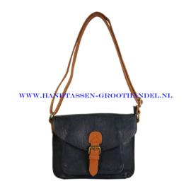 N31 Handtas Flora & Co 6788 blauw