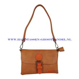 N23 Handtas Flora & Co h6756 camel