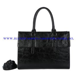 N41 Handtas Ines Delaure 1682781 zwart