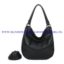 N107 Handtas Ines Delaure 1682629 zwart