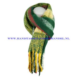 N15 sjaal 1883 groen