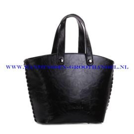 N73 Handtas Ines Delaure 1681771 zwart