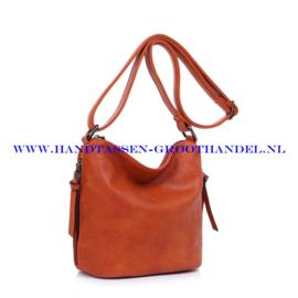 N27 Handtas Ines Delaure 1682059 savane (oranje - camel)