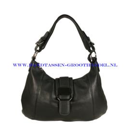 N28 Handtas Flora & Co 7971 zwart
