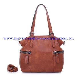 N73 Handtas Ines Delaure 1682367 camel