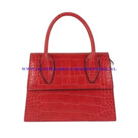 N32 Handtas Flora & Co 8050 rood