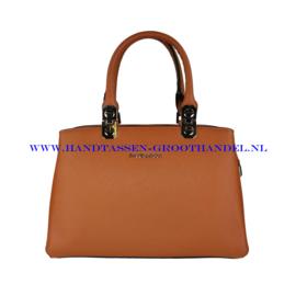 N73 Handtas Flora & Co 9518 camel