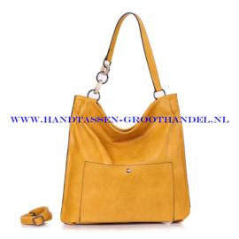 N73 Handtas Ines Delaure 1682392 geel