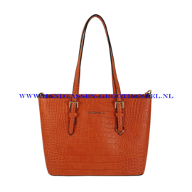 N40 Handtas Flora & Co 9530 oranje