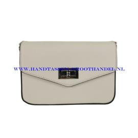 N33 Handtas Flora & Co 6529 gris claire (grijs)