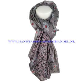N7 sjaal 1015 grijs