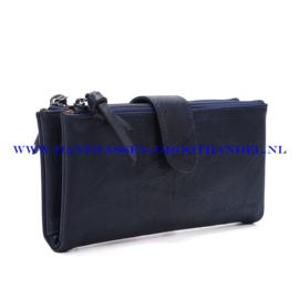 N18 portemonnee Ines Delaure E011 blauw