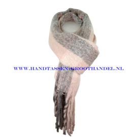 N68 sjaal 1826 roze