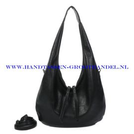 N107 Handtas Ines Delaure 1682746 zwart