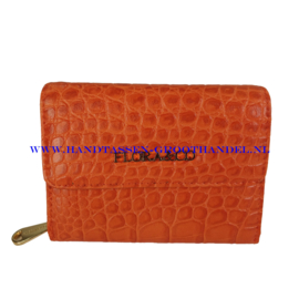 N20 portemonnee Flora & Co 2703 oranje