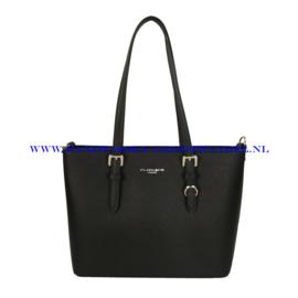 N73 Handtas Flora & Co K9179 zwart