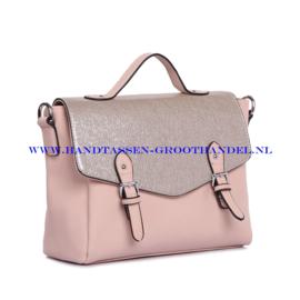 N36 Handtas Ines Delaure 1681646 roze