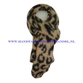 N15 sjaal ENEC-885 taupe