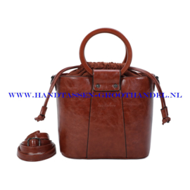N107 Handtas Ines Delaure 1682507 camel