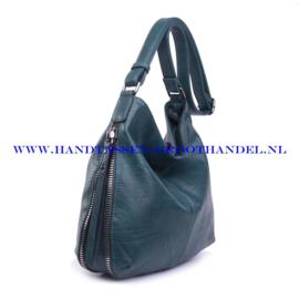 N72 Handtas Ines Delaure 1681669 pin (groen)