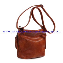 N27 Handtas Ines Delaure 1682059 camel