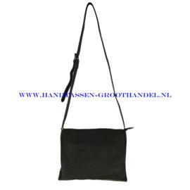 N91 Handtas Flora & Co 7965 zwart