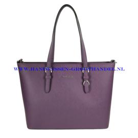 N39 Handtas Flora & Co F9126 violet (paars)
