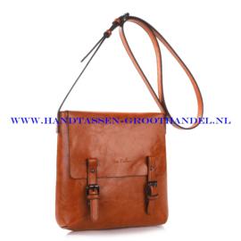 N32 Handtas Ines Delaure 1682172 fauve (oranje - camel)