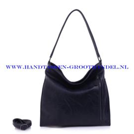 N38 Handtas Ines Delaure 1682302 blauw