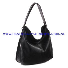 N73 Handtas Ines Delaure 1681772 zwart