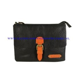 N30 Handtas Flora & Co 6768 zwart
