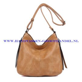 N72 Handtas Ines Delaure 1681669 iced coffee (taupe)