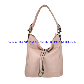 N38 Handtas Flora & Co 7903 rose pale (roze)
