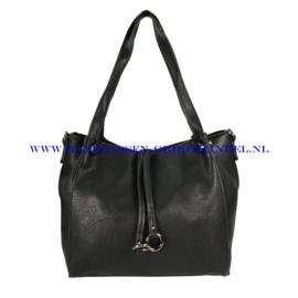 N113 Handtas Flora & Co 5679 zwart